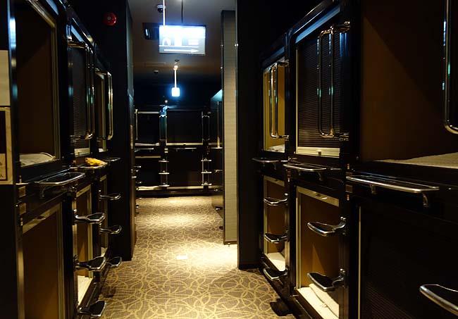 ネットカフェのような居心地のカプセルホテル~いつでもご飯食べ放題「グランカスタマ」伊勢佐木町店(神奈川横浜)