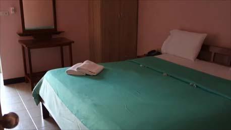 タイパタヤでは2300円で朝食・バルコニー付きの個室に泊まれるぞ!グリーナリーハウス (Greenery House)