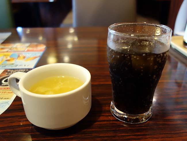 「ガスト」のモーニングはスープと多彩なドリンクバー飲み放題でノマドワークできるからええよね
