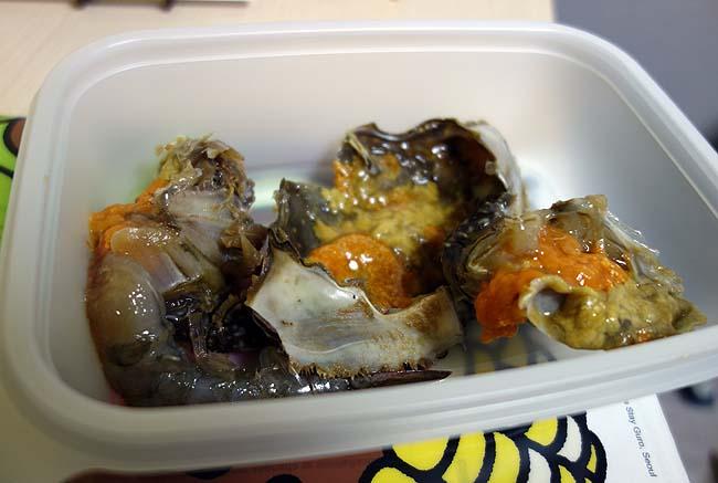 洪林[HONG LIM]カンジャンケジャン[生渡り蟹醤油漬け](ソウル広蔵市場)これは日本で食えないよね