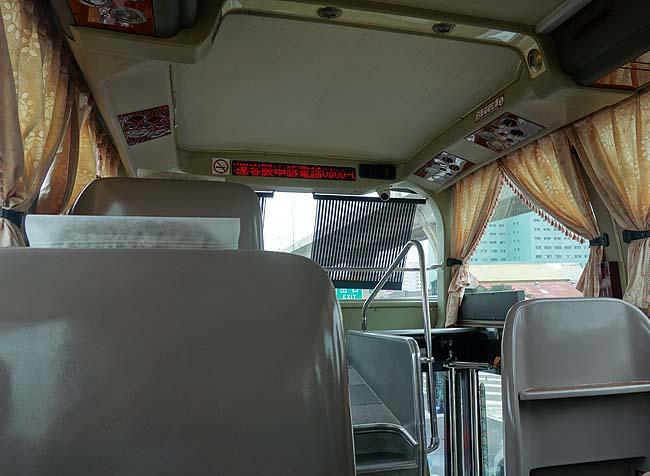 和欣客運「白金臥艙」は1列2シートの豪華高速バス!なのに台北→高雄が約2650円と激安!