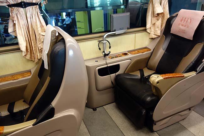 台北から高雄へ!「白金臥艙」豪華高速バスの乗り心地はさすが!そしてこの旅一番にチェックインに難儀した