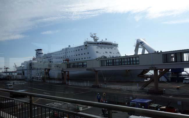 2020避寒旅の次の目的地は名古屋!太平洋フェリー「いしかり」乗船記前編~大好きなこのフェリーはリピートしまくり
