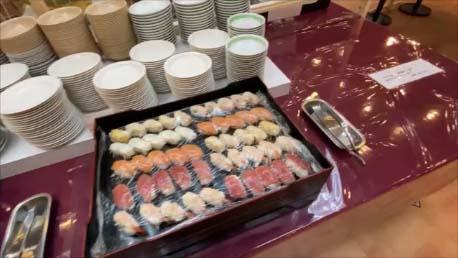 【怒涛の8食連続バイキングその7】定山渓温泉 定山渓ホテル~休前日6500円激安宿の夕食バイキングの内容とは?寿司も韓国料理もいただけます!