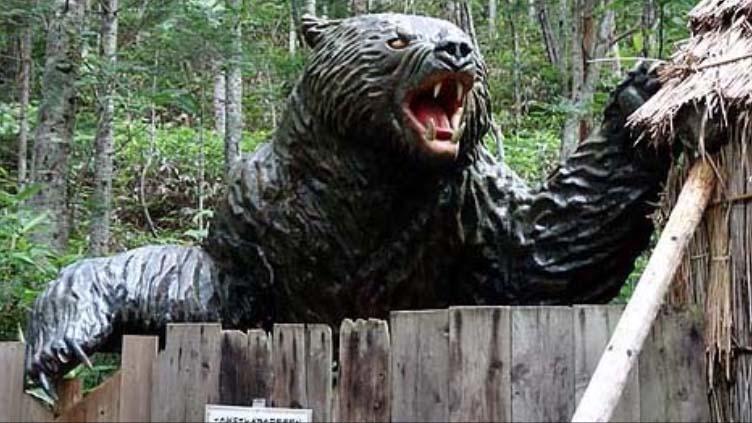 【北海道滝上町で道外観光客がヒクマに襲われ食害される事件が発生】三毛別羆[ヒグマ]事件跡地と苫前町郷土資料館でヒグマの怖さを知りましょう