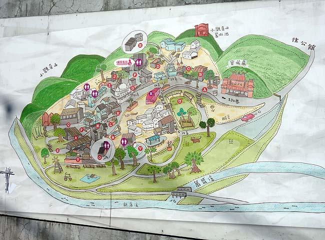 台北のレトロな街並みがアートスポットに大変身!「宝蔵巌国際芸術村」[台湾]