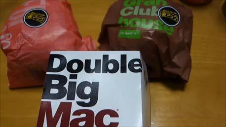 夜マックはどのバーガーを選ぶのがお得?私が選ぶベスト3ハンバーガーがこれだ!株主優待消費