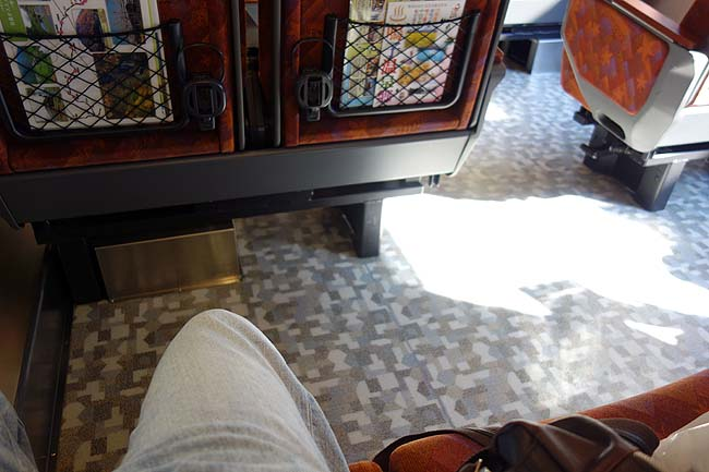 北海道&東日本パスを使った東北一周旅が最終章♪リゾート観光列車「みのり」で仙台出発