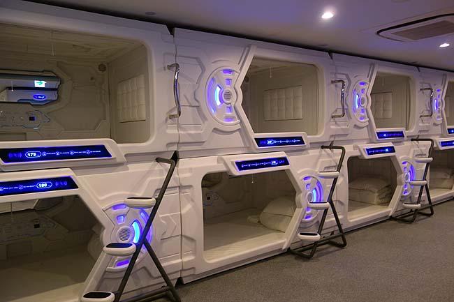 税込1750円で宿泊!台湾の進化型カプセルが日本東京にも!「MOON STATION HOTEL TOKYO」西大島