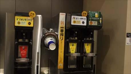 【第2プレミアムラウンジセントレア】中部国際空港はビール・酎ハイセルフ飲み放題~朝からどんだけ呑むねん・・・お前