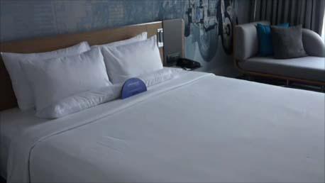 【タイバンコク】1泊1人朝食付き5000円でこのクラスに宿泊できます~夜遊びにも最適♪ノボテル バンコク スクンビット4 (Novotel Bangkok Sukhumvit 4)ナナ駅