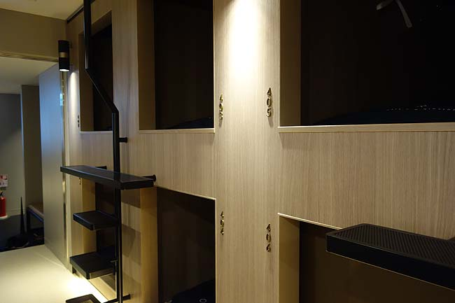 【Youtube動画有】MINIMAL HOTEL OUR OUR[アウア]東京浅草場の新進気鋭カプセルタイプの2200円ドミトリー[大浴場付き]