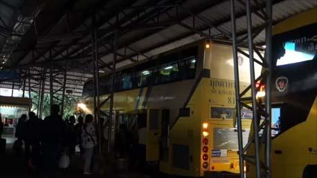 【タイ1人旅】パタヤからバンコクエカマイへ再び戻る!パタヤカンからノースバスターミナルまで歩いてみた