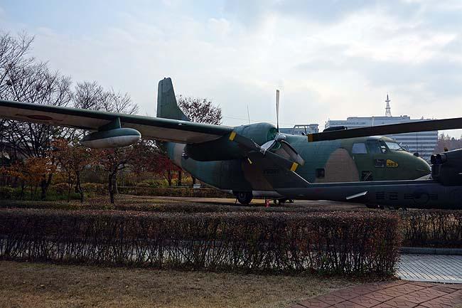 B-52やP51ムスタングなど日本では見ることのできない軍用機が盛り沢山「戦争記念館」(韓国ソウル)外部展示編