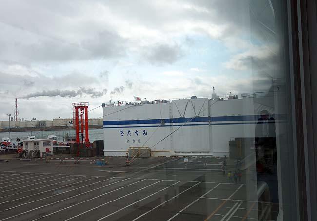 大好きな太平洋フェリー2019年1月就航新造船「新きたかみ」乗船記~「いしかり」「きそ」とどう違う?