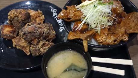 【伝説のすた丼屋】限定北海道十勝帯広豚丼風と通常のすた丼の食べ比べ~濃厚ニンニク醤油ダレの全国チェーン