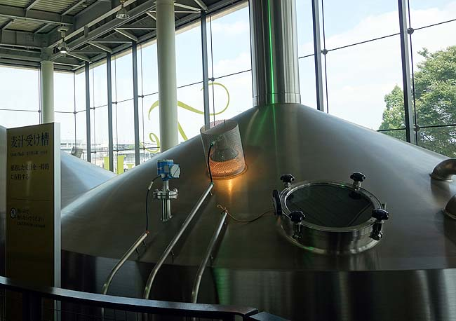 ビール工場見学でプレモル3杯の無料試飲!サントリー[天然水のビール工場]東京・武蔵野ブルワリー