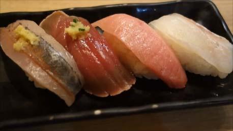 【東京寿司バイキング】50種類以上!中トロもウニもいくらも握り・軍艦・手巻きすし食べ放題!「鮨アカデミー」神楽坂 一品料理も20種類以上
