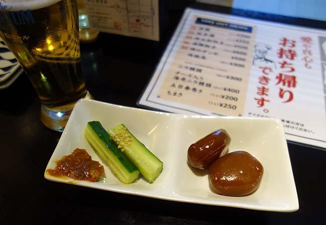 ライブ終了後は札幌繁華街へ!ラーメン&中華立ち飲みそして大通の最新ドミトリー泊