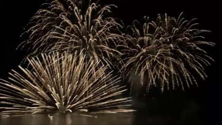 【花火大会】2020年国内唯一と言ってもいい第39回洞爺湖ロングラン花火大会を湖畔宿泊ホテルの部屋から鑑賞♪