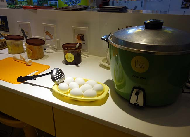 宿泊2278円台湾進化型カプセルホテルは無料の朝食付き!ユイントラベルホステル[UINN TRAVEL]台北