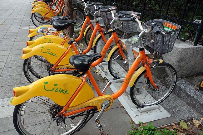 台北市街地の移動は地下鉄とこのレンタサイクルで縦横無尽!「Youbike」のレンタル方法(台湾)