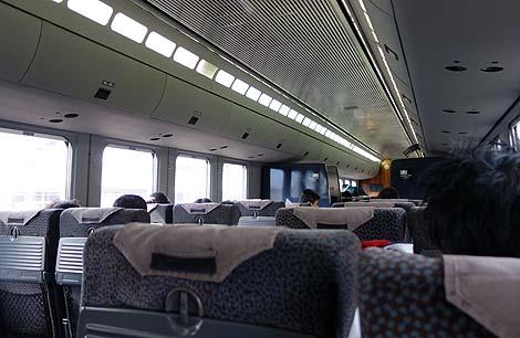過去乗った乗り物の中で、一番のゴージャス・居心地のよさ!JR九州のDXグリーン席(787系電車・特急にちりん・かもめ)ハッピーバースデイ九州パスその4
