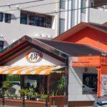 A&Wバーガー 古波蔵店(沖縄那覇)沖縄ローカルハンバーガーチェーンでのテイクアウト第二弾