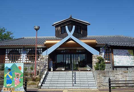 ニンニン忍法の術!これぞ珍建築駅舎!油日駅(滋賀甲賀)