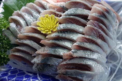 イオン 釧路昭和店(北海道)真イワシの刺身とくしろザンギ/ご当地スーパーめぐり