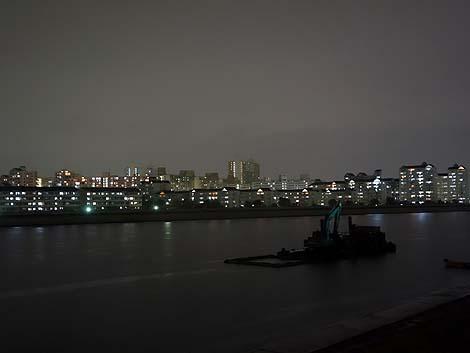 尼崎工場地帯ぶらり夜散歩・夜景写真(兵庫)