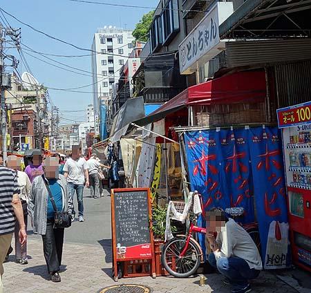 東京浅草ぶらり散歩(酒飲みがホッピー通りを素通り??)