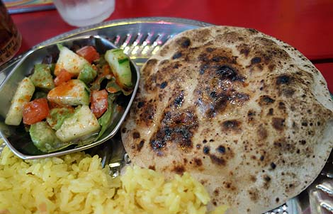 チャイカフェ バガヴァッド[CHAICAFE BHAGAVAD](西宮苦楽園)久しぶりに食べる都会の洗練されたキーマカレー