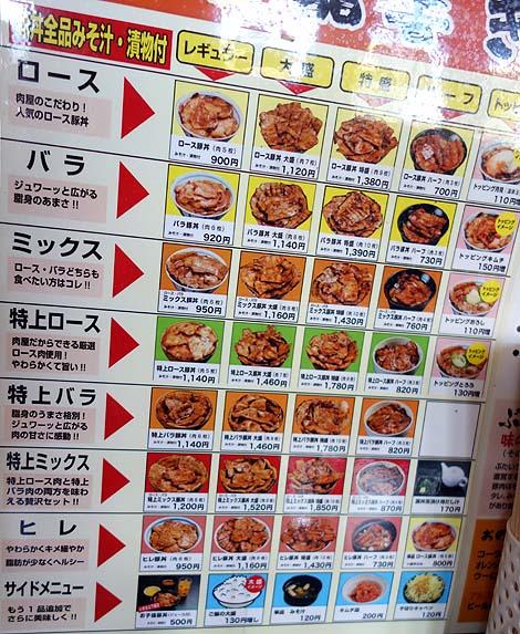 豚丼一番ぶたいち 音更店(北海道帯広)炭火風味たっぷりの900円帯広豚丼