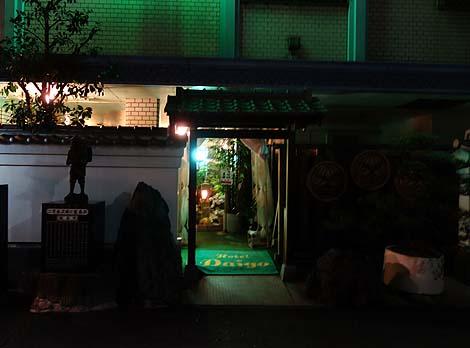 天守閣のあるラブホテル 醍醐[Daigo](大阪天王寺)