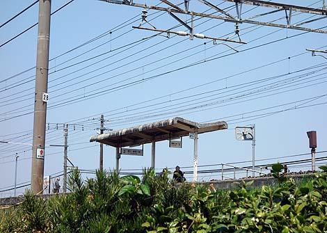 メジャーなJR豊橋駅からわずか1駅で無人駅?それもめっちゃ狭いやん・・・「船町駅」(愛知豊橋)