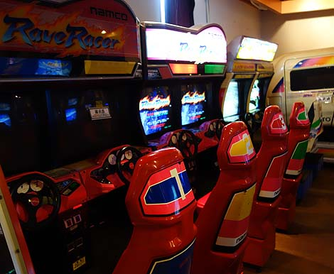 ファミコン世代必見!レトロゲームが1000円でやり放題♪日本ゲーム博物館(愛知犬山)