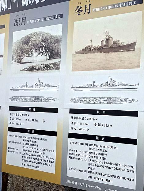 軍艦防波堤(福岡北九州響灘工業団地)B級珍スポット