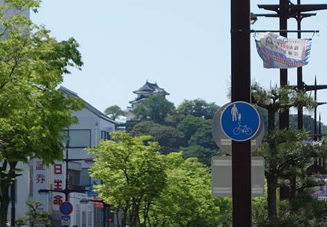 現存城そしてひこにゃんで人気の国宝「彦根城」(滋賀彦根城)天守閣めぐり