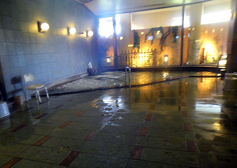 ゆっくり滞在したいけどそれが叶わぬホテルの日帰り入浴「九殿浜温泉 ひみのはな」(富山氷見)