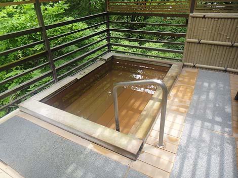 ゆったり落ち着いて入浴できる高級系旅館「那須高原温泉 こころのおやど自在荘」(栃木那須湯本)