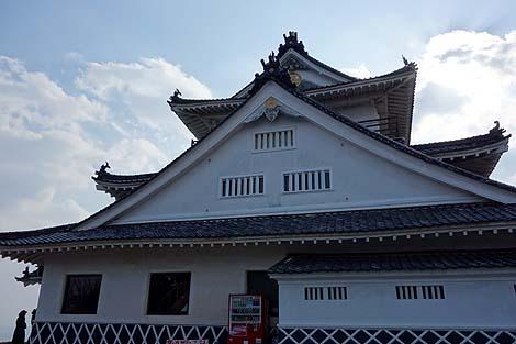貴船城(大分別府)怪しいニセ城シリーズ