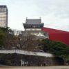 福岡県で唯一天守閣のある城「小倉城」(福岡北九州)復興天守