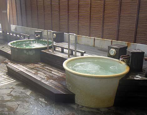 伊豆半島の最南端にあるホテルの日帰り入浴「休暇村 南伊豆」弓ヶ浜温泉 鈴の湯(静岡)