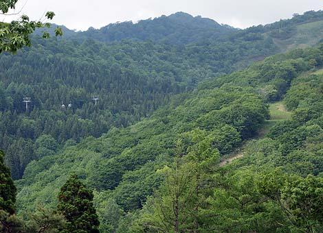 空気が澄んだ岐阜の山奥にある日帰り入浴施設「満天の湯 ウイングヒルズ白鳥リゾート」(岐阜県奥美濃)