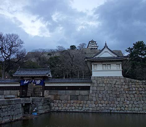 丸亀城(香川丸亀)全国城めぐり旅