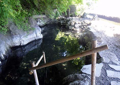 支笏湖の眺めが絶景の足元湧き出し源泉かけ流し!「丸駒温泉旅館」(北海道千歳)