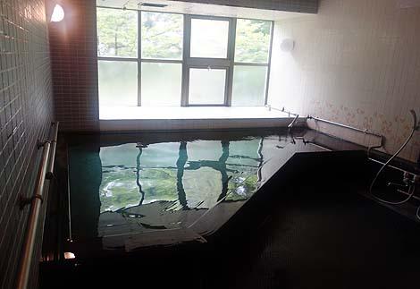 入浴料400円で加水のみのさっぱり源泉かけ流し!「ホテル摩周」(北海道弟子屈町)