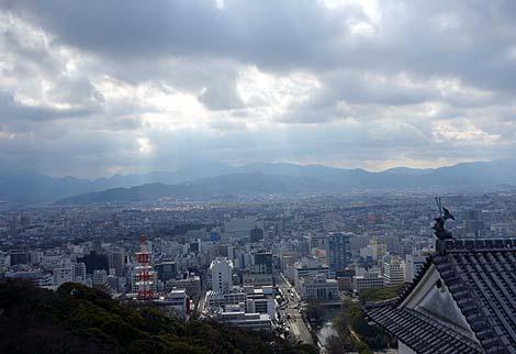 松山城(愛媛松山)全国城めぐり旅