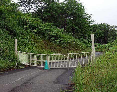 財政破綻した市・・・その 象徴となる廃墟「めろん城」(北海道)